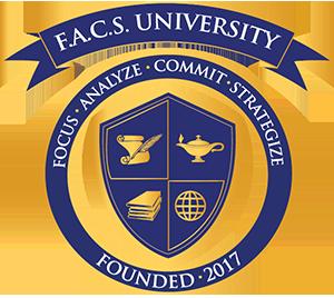 F.A.C.S.  University